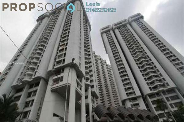 For Rent Condominium at Villa Puteri, Putra Freehold Fully Furnished 3R/2B 2.5k