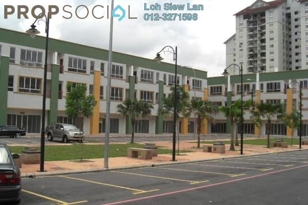 For Rent Shop at Danau Lumayan Avenue, Bandar Sri Permaisuri Leasehold Unfurnished 0R/0B 4.5k