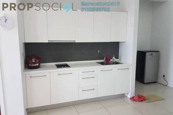 For Rent Condominium at Cascades, Kota Damansara Freehold Semi Furnished 1R/1B 1.9k