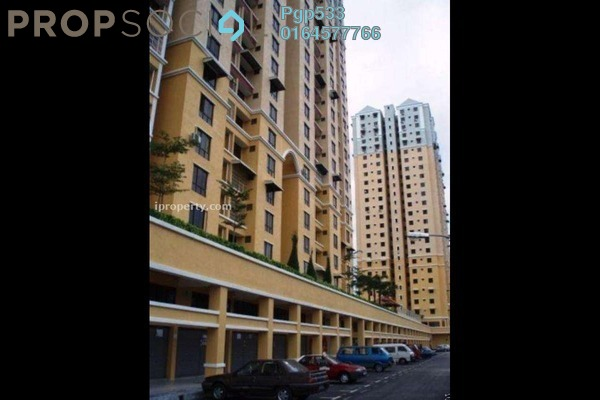 For Sale Condominium at Serina Bay, Jelutong Freehold Fully Furnished 3R/2B 370k