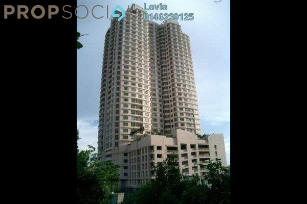For Rent Condominium at i-Zen Kiara II, Mont Kiara Freehold Fully Furnished 4R/3B 4.5k