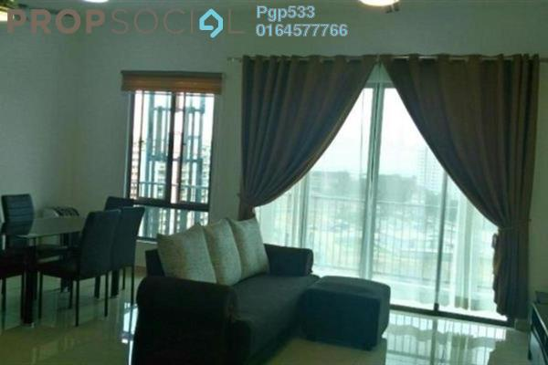 For Rent Condominium at Ideal Vision Park, Sungai Ara Freehold Fully Furnished 3R/3B 1.45k