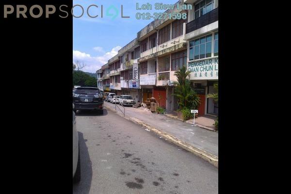 For Rent Shop at Laman Midah, Cheras Freehold Unfurnished 0R/0B 1.3k