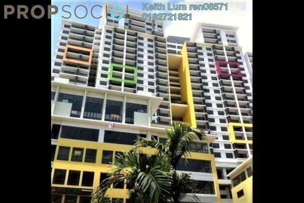 For Sale Condominium at Setia Walk, Pusat Bandar Puchong Freehold Fully Furnished 2R/2B 598k