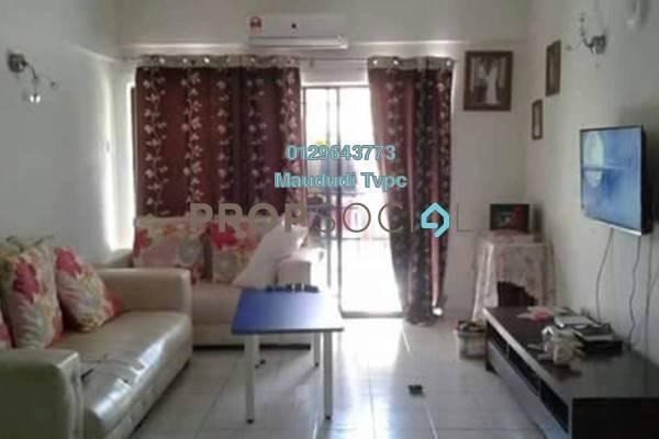 For Sale Apartment at Vista Bayu, Klang Freehold Semi Furnished 3R/2B 275k