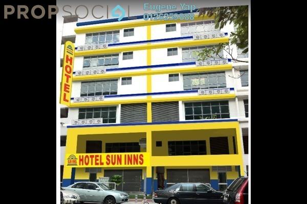For Sale Shop at SunwayMas Commercial Centre, Kelana Jaya Freehold Semi Furnished 0R/0B 5.8m