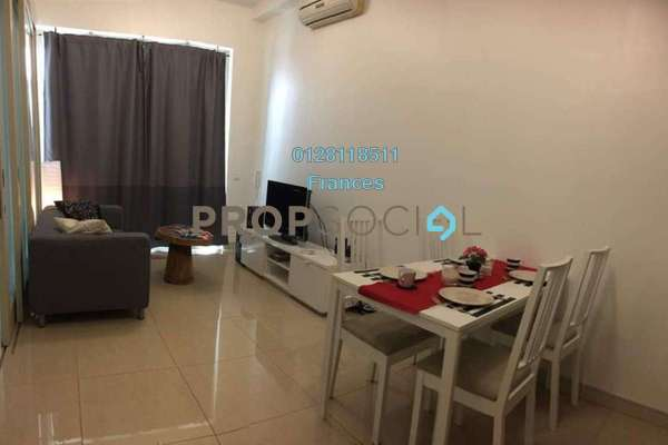 For Sale Serviced Residence at Marc Service Residence, KLCC Freehold Fully Furnished 1R/1B 1.16m