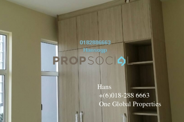 For Rent Condominium at Green Residence, Cheras South Freehold Semi Furnished 3R/2B 2k