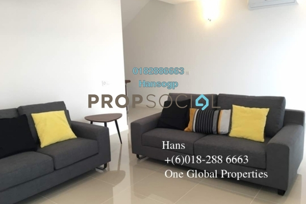 For Rent Condominium at Symphony Hills, Cyberjaya Freehold Fully Furnished 4R/4B 4.5k