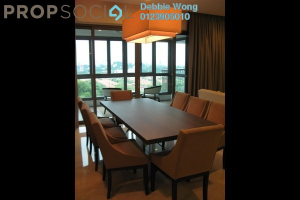 For Sale Condominium at Seni, Mont Kiara Freehold Fully Furnished 4R/5B 2.4m