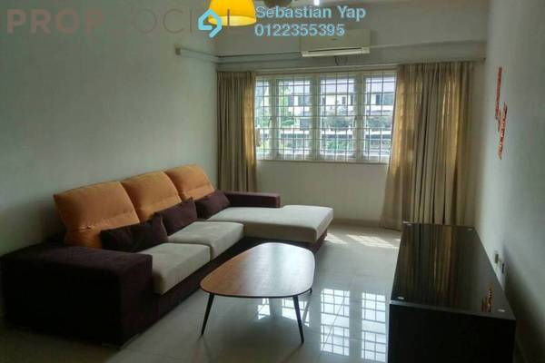 For Sale Condominium at Casa Desa, Taman Desa Freehold Unfurnished 3R/2B 608k