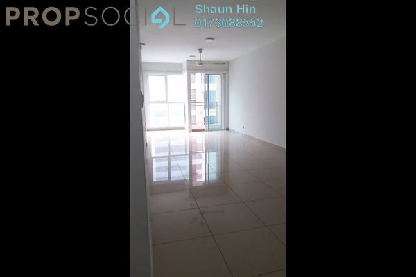 For Rent Condominium at Pacific Place, Ara Damansara Freehold Semi Furnished 3R/3B 1.8k