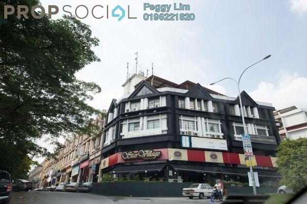 For Sale Shop at Desa Aman Puri, Kepong Freehold Unfurnished 0R/0B 6.5m