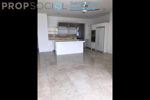 For Rent Condominium at Kiara 9, Mont Kiara Freehold Semi Furnished 3R/3B 4k