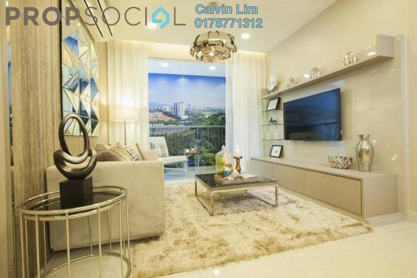For Sale Condominium at Hampton Damansara, Kuala Lumpur Freehold Unfurnished 2R/2B 740k