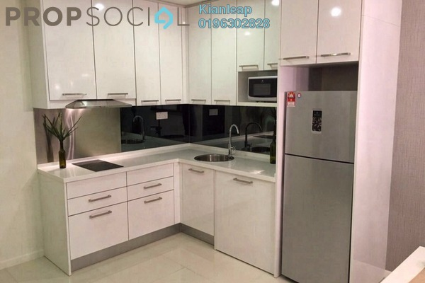 For Sale Apartment at Kalista Residence, Seremban 2 Freehold Fully Furnished 3R/2B 630k