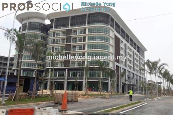 For Sale Office at Bangi Gateway, Bangi Freehold Fully Furnished 3R/1B 950k