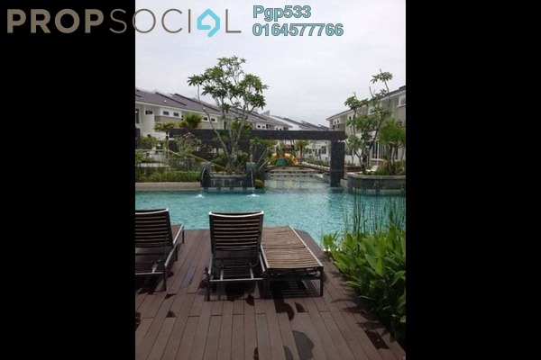 For Rent Terrace at Raintree Residence, Ampang Hilir Freehold Unfurnished 4R/4B 2k