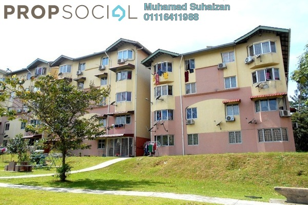 For Sale Apartment at Permai Apartment, Damansara Damai Freehold Unfurnished 3R/2B 190k
