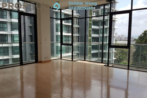 For Rent Condominium at Gallery U-Thant, Ampang Hilir Freehold Semi Furnished 3R/5B 13k