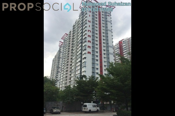 For Sale Condominium at Koi Kinrara, Bandar Puchong Jaya Freehold Semi Furnished 3R/3B 500k