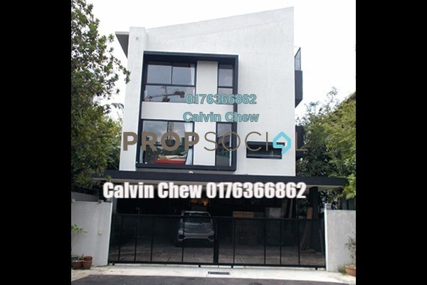 For Sale Bungalow at 20trees West, Melawati Freehold Semi Furnished 6R/8B 3m