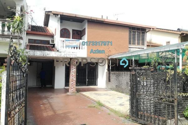 For Sale Terrace at Taman Selayang Jaya, Selayang Freehold Semi Furnished 3R/3B 750k