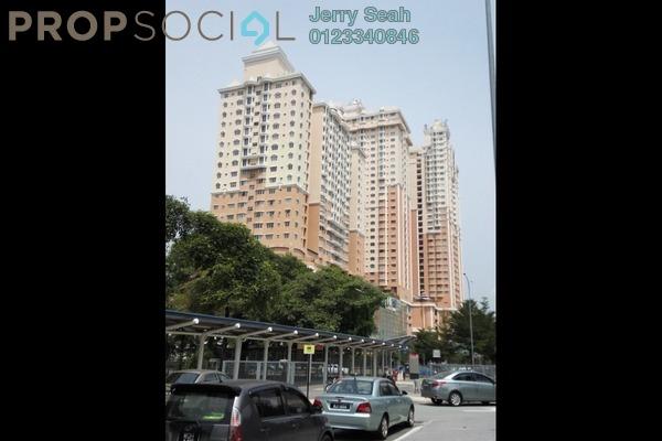 For Sale Serviced Residence at Rhythm Avenue, UEP Subang Jaya Freehold Semi Furnished 2R/1B 290k
