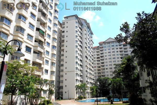 For Sale Condominium at Puncak Seri Kelana, Ara Damansara Freehold Semi Furnished 3R/2B 420k