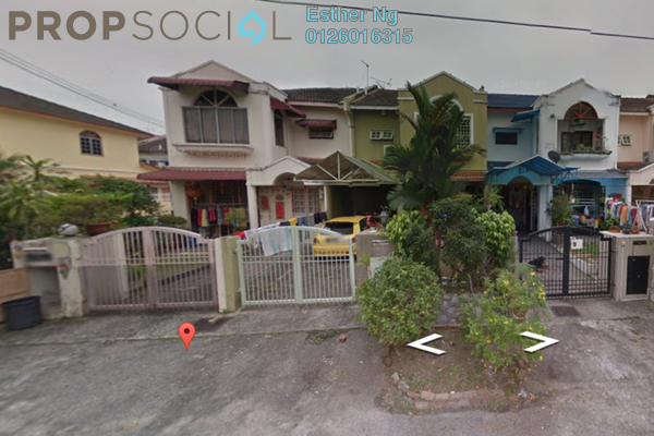 For Sale Terrace at USJ 4, UEP Subang Jaya Freehold Unfurnished 0R/0B 650k