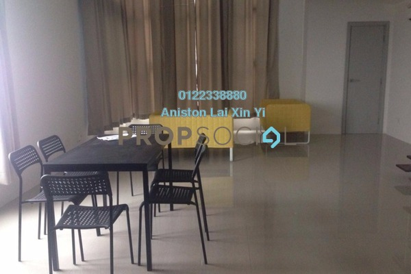 For Rent Condominium at Arte SW, Shah Alam Freehold Fully Furnished 3R/2B 2.3k