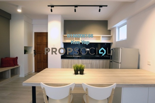 For Rent Condominium at Faber Heights, Taman Desa Freehold Fully Furnished 1R/1B 1.65k
