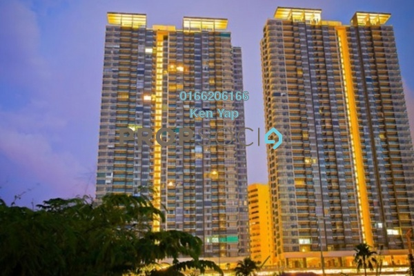 For Sale Condominium at The Elements, Ampang Hilir Freehold Fully Furnished 1R/1B 428k