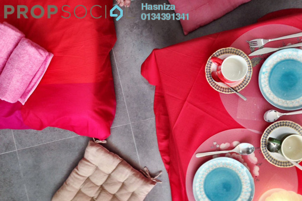 For Sale SoHo/Studio at Empire Damansara, Damansara Perdana Leasehold Semi Furnished 0R/1B 365k