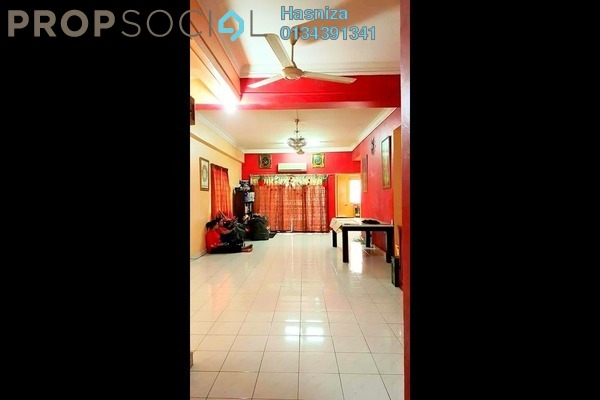 For Rent Condominium at Sri Manja Court, PJ South Freehold Semi Furnished 3R/2B 1.5k
