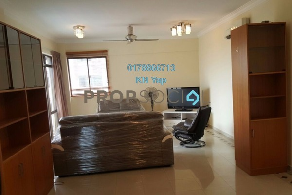 For Rent Condominium at Cascadium, Bangsar Freehold Fully Furnished 2R/2B 4.2k