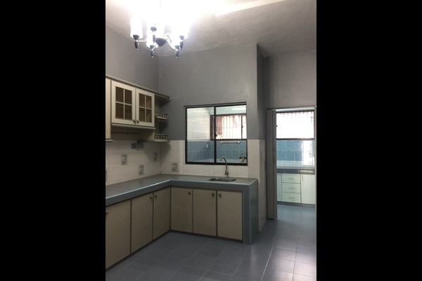 For Sale Terrace at Bangau, Bandar Puchong Jaya Freehold Semi Furnished 3R/3B 850k