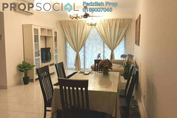 For Sale Condominium at Kiara Designer Suites, Mont Kiara Freehold Fully Furnished 3R/2B 850k