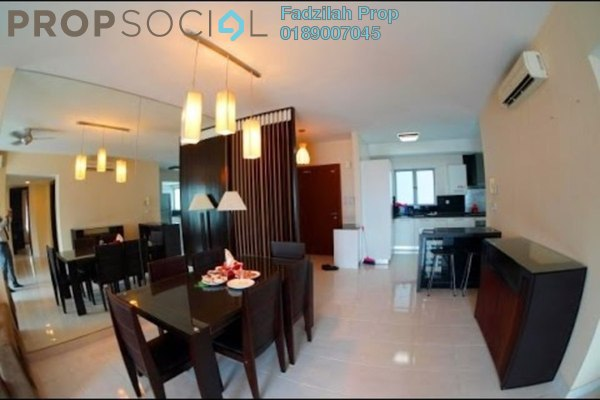 For Rent Condominium at Kiara Designer Suites, Mont Kiara Freehold Fully Furnished 3R/2B 3.4k