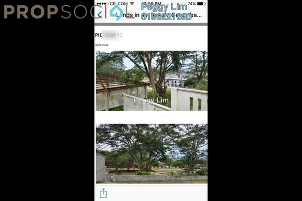 For Rent Land at Bukit Rasah, Seremban Freehold Unfurnished 0R/0B 10k