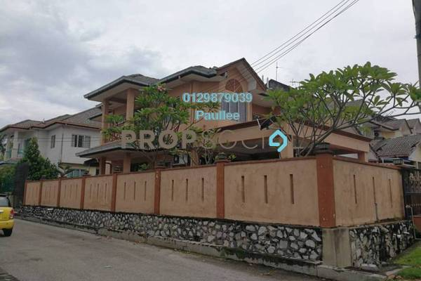 For Sale Terrace at BK4, Bandar Kinrara Freehold Semi Furnished 4R/3B 930k