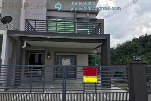 For Sale Terrace at Nusari Bayu, Bandar Sri Sendayan Freehold Semi Furnished 4R/3B 679k