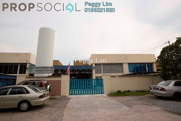 For Sale Factory at Jalan Pendamaran, Port Klang Freehold Unfurnished 0R/0B 35m