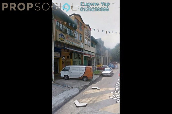 For Sale Factory at Sri Edaran Light Industrial Park, Kepong Freehold Semi Furnished 0R/0B 1.85m