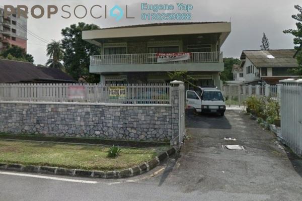 For Sale Bungalow at Kampung Kasipillay, Jalan Ipoh Freehold Semi Furnished 6R/4B 3.8m