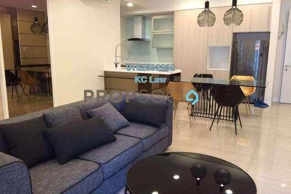 For Rent Serviced Residence at Eve Suite, Ara Damansara Freehold Fully Furnished 2R/2B 2.2k