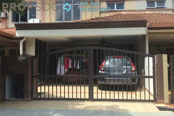 For Sale Link at Taman Pinggiran Mahkota, Bandar Mahkota Cheras Freehold Fully Furnished 4R/3B 520k