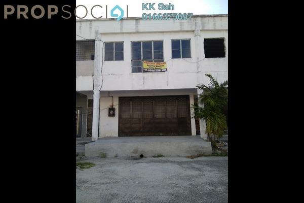 For Rent Factory at Bandar Armada Putra, Port Klang Freehold Unfurnished 1R/2B 1k