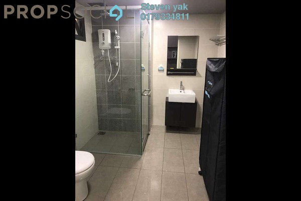 For Rent SoHo/Studio at Solstice @ Pan'gaea, Cyberjaya Freehold Fully Furnished 1R/1B 2k