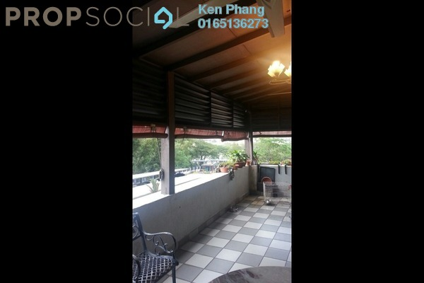 For Rent Condominium at Vista Komanwel, Bukit Jalil Freehold Fully Furnished 3R/2B 1.8k